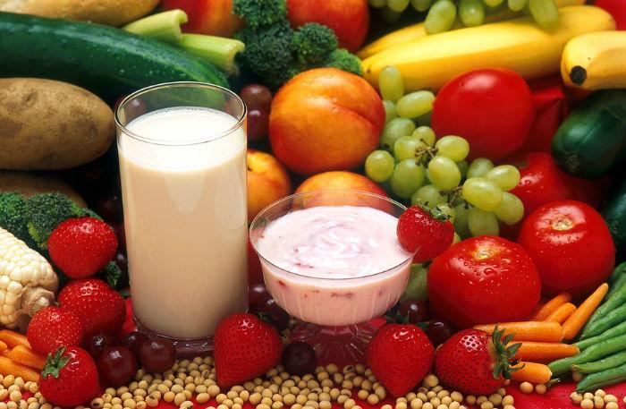 Frutas e verduras não podem estar ausentes na dieta alimentar.